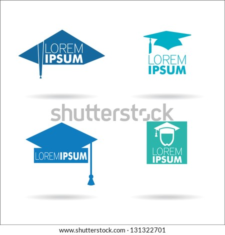 set of icons - stock vector