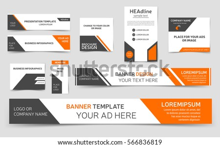 Web Banner Template Stock Images, Royalty-Free Images & Vectors ...