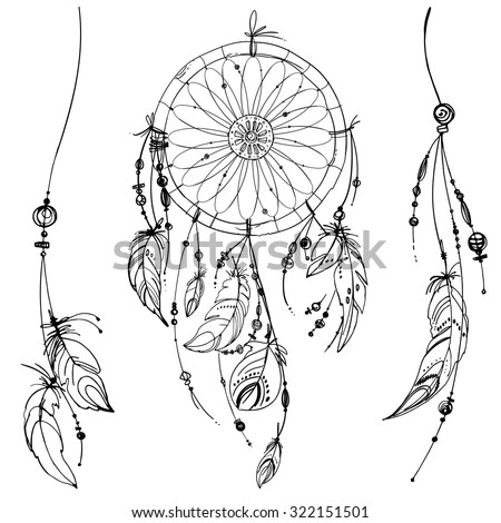 how to make dream catchers traditional