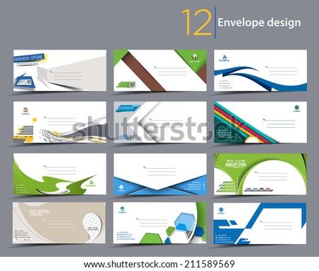 envelope design stock images royalty free images vectors shutterstock. Black Bedroom Furniture Sets. Home Design Ideas