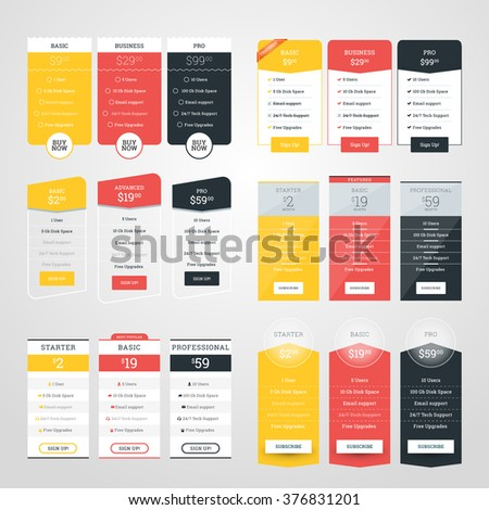Price List Stock Images RoyaltyFree Images Vectors Shutterstock - Price list brochure template