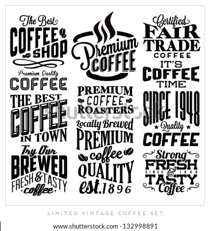 Coffee Graphic Stock Images, Royalty-Free Images & Vectors