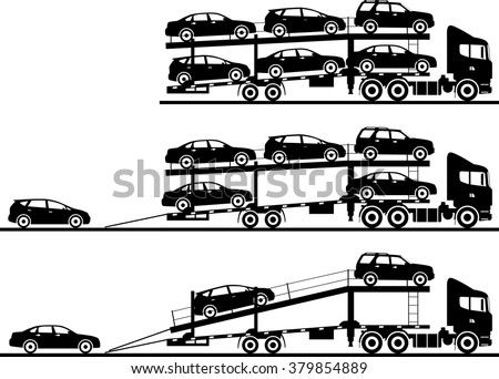 Car Carrier Stock Images, Royalty-Free Images & Vectors ...