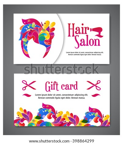 gift certificate template with logo - vector pattern childrens certificate delivery on stock