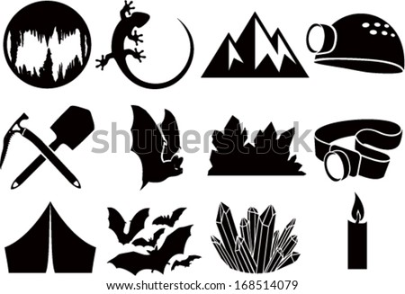 Cavern Stock Vectors, Images & Vector Art | Shutterstock