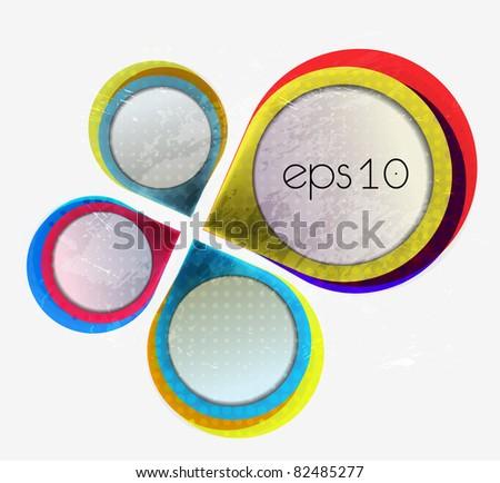 Set of vector icon design elements - stock vector