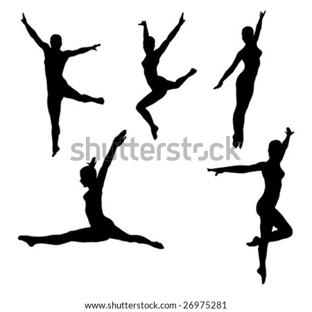 Stock Vector Dancing Dancer Ballet Jazz Tap Belly Ballroom Swing Break Modern Latin Tango Flamenco Line Stick together with Disco Danse 17429929 also Silueta further Hip Hop Ballo Set Icona Persone 11412213 together with Danceclassesto. on contemporary dance