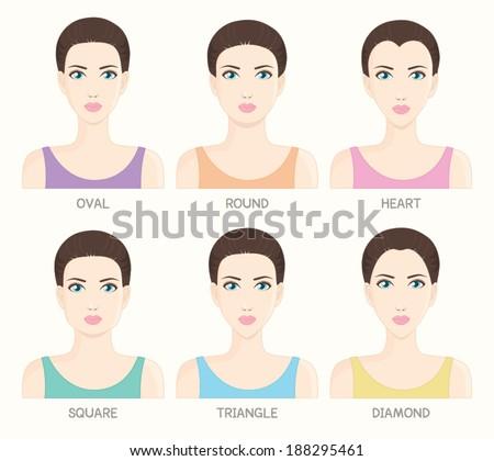 Tremendous Oblong Shape Banco De Imagenes Fotos Y Vectores Libres De Short Hairstyles Gunalazisus