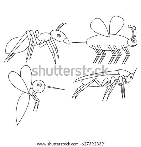 Mosquito Swarm Stock Images Royalty Free Images Amp Vectors