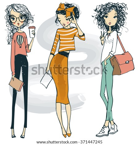 Curly Hair Stock Images, Royalty-Free Images & Vectors | Shutterstock