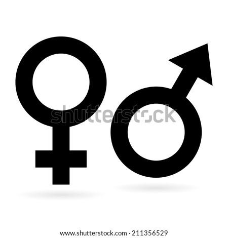 Sex Symbols - stock vector