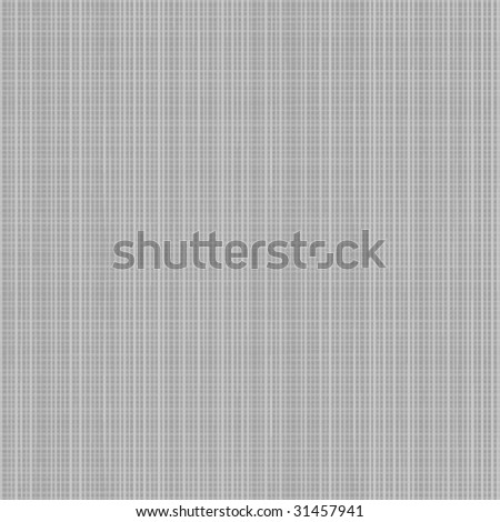 Shades of gray seamless (repeatable) vector fabric texture - you see 4 tiles - stock vector