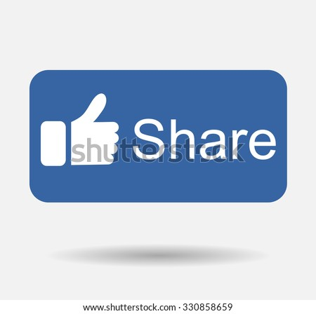 share icon eps - stock vector