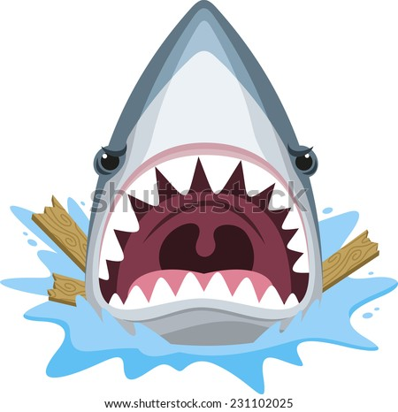 shark bite stock images  royalty free images   vectors Baby Shark Clip Art Baby Shark Clip Art