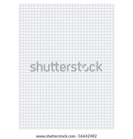 sheet of paper - stock vector