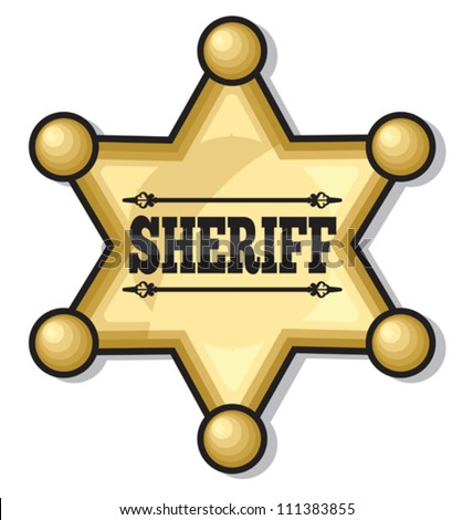 Sheriff Badges - Oriental Trading - Party supplies, crafts