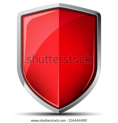 Shield - stock vector