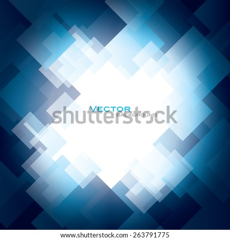 Shiny Background. Abstract Vector Illustration. Eps10. - stock vector