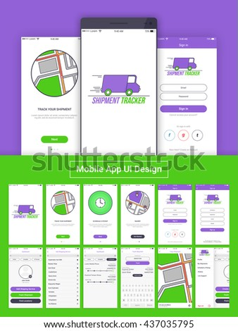 App Template Stock Images, Royalty-Free Images & Vectors ...