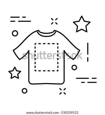Shirt Vector Icon