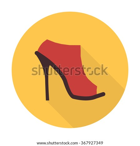 Shoes icon. Shoes icon vector. Shoes icon app. Shoes icon web. Shoes icon logo. Shoes icon sign. Shoes icon UI. Shoes icon flat. Shoes icon eps. Shoes icon art. Shoes icon draw. - stock vector