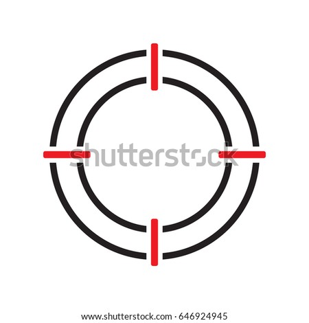 shooting range target stock vectors images amp vector art