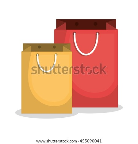 shopping  isolated icon design, vector illustration  graphic