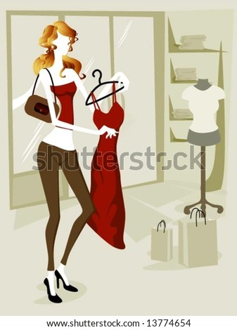 Shopping - Vector