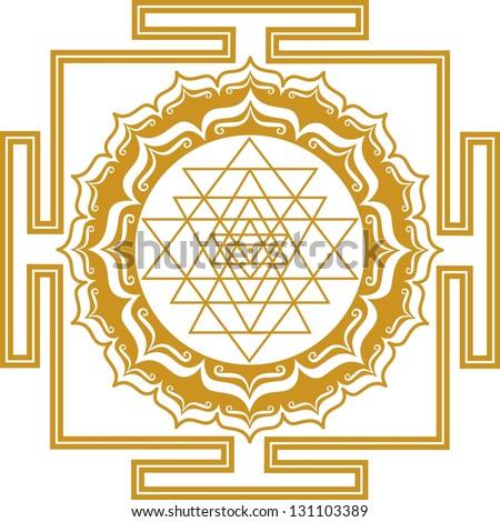 Shri Chakra Yantra by Toadail on DeviantArt