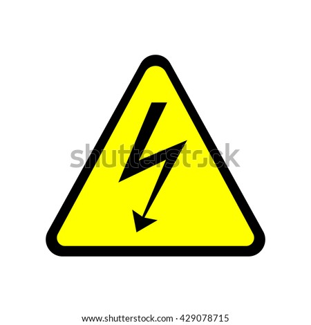 Electrical Warning Signs  Safety Signs from Label Source