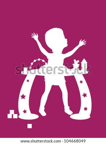 Baby Walker Stock Photos Images Amp Pictures Shutterstock