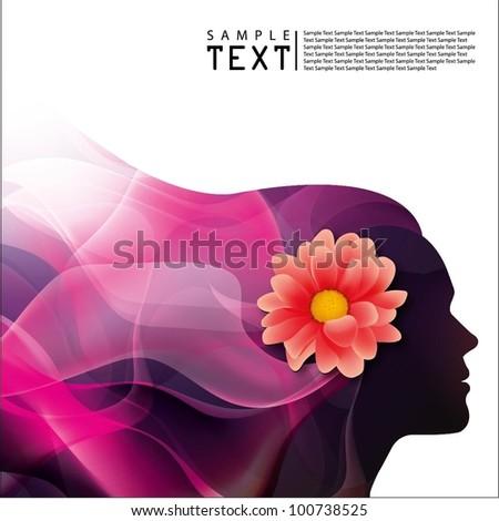 Silhouette Graphic - stock vector