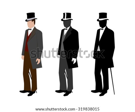 Victorian Gentleman Stock Images, Royalty-Free Images ...