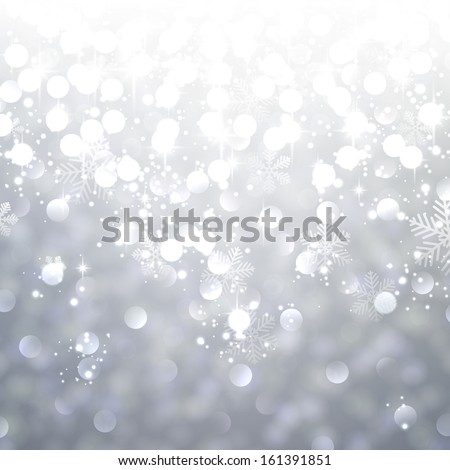 Silver abstract texture. Vector background.