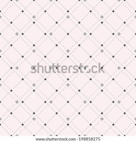 Simple geometric pattern, seamless background