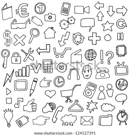 Simple Internet Icons