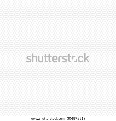 Simple seamless pattern with circles. White and grey texture. - stock vector