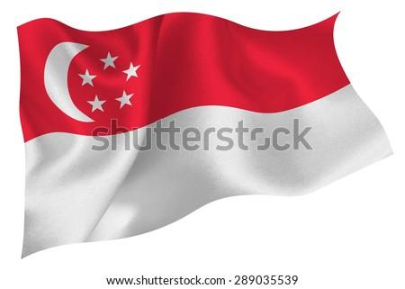 Singapore - stock vector
