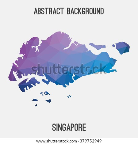 Singapore Map Stock Images RoyaltyFree Images Vectors - Singapore map