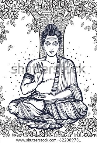Bodhi Tree Stock Images RoyaltyFree Images Vectors Shutterstock