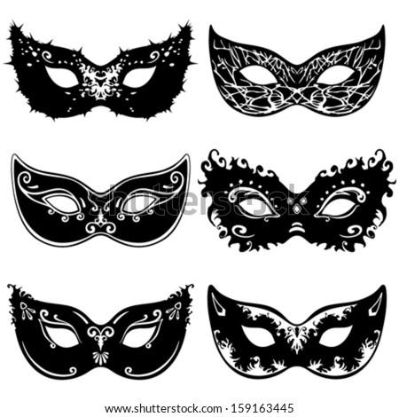 Carnival Mask Vectors Photos and PSD files