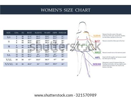 Men's US To International Size Chart