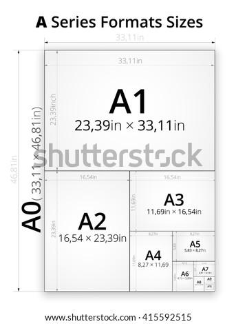 a paper format