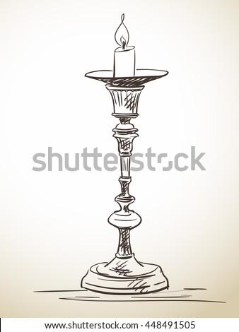 candlestick stock images royaltyfree images amp vectors
