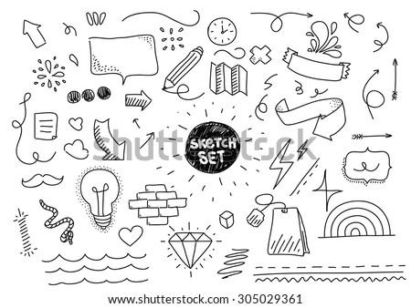 Sketch set. sketch. Drawn sketch. sketch vector. Doodles for design. Sketch set. Line sketch set. Dots sketch set. Drawn sketch set. Sketch. Sketch. Sketch. Sketch. Sketch. Sketch. Sketch. Sketch set. - stock vector