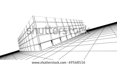 sketch vector - stock vector