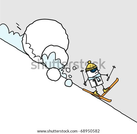 Avalanche Stock Photos Images Amp Pictures Shutterstock