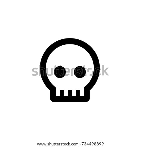 Skull Logo Stock Images, Royalty-Free Images & Vectors ...