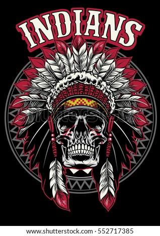 bazzier's Portfolio on Shutterstock  Native American Warrior Symbols
