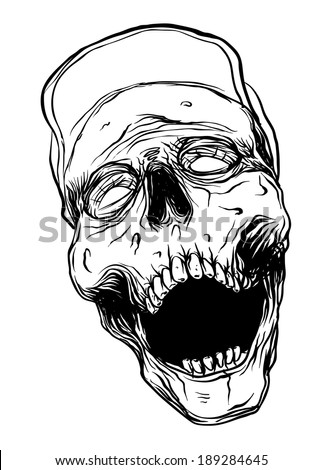 Related Pictures how to draw skull head tattoo of a step 5gif
